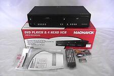 Magnavox DV220MW9 DVD/CD VCR Player w/ Video Cassette Recorder