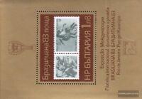 Bulgarien Block133 (kompl.Ausg.) gestempelt 1983 Briefmarkenaustellung BRASILIAN