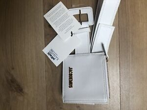 Jacquemus Ladies Leather White Belt Size L