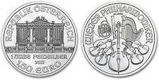 2013 Austria Vienna FILARMONICA 1,5 EURO.999 argento 1oz oncia silver