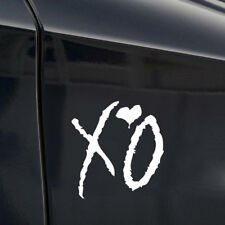 The Weeknd XO Sticker Car Truck Window Laptop Macbook Wall Door Decal Universal
