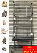 X-Large 5 Level Ferret Chinchilla Sugar Glider Hamster Rat Rabbit Squirrel Cage