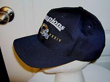 Logo 7 Brand St. Louis Rams Football 2000 Super Bowl Champions Hat Cap NFL