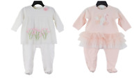 NEW Biscotti Baby Girl's Long Sleeve Footie Outfit