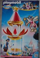 Playmobil 6688 Super 4 Enchanted Island Fairy Castle Girls Figure Play Toys