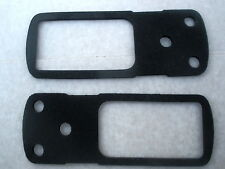 CLASSIC MINI CLUBMAN  CLUBMAN ESTATE 1275gt  FRONT LAMP GASKETS PAIR