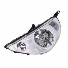 2007 2008 HONDA FIT HEADLIGHT LAMP TAFETTA WHITE (CODE NH578) LEFT DRIVER SIDE