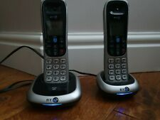 BT 2200 Cordless Twin Telephone Set in mint condition.