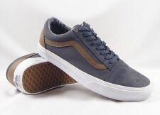 RRP149.95 VANS OLD SKOOL Mens Periscope True White Shoes sizes US  9