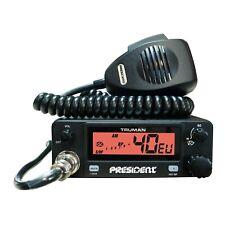 President Truman ASC Mobile AM/FM CB Radio Multistandard UK EU