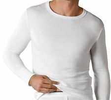 3 PACK OF MENS THERMAL LONG SLEEVE VEST T-SHIRT BRUSHED WITH HEAT UNDERWEAR