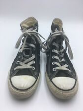Converse All Star Chuck Taylor High Top Black Sneakers Womens Size 7 Mens 5