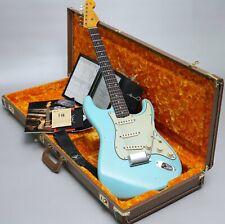 2019 Fender Custom Shop Ltd 59' Journeyman Relic Stratocaster Daphne Blue