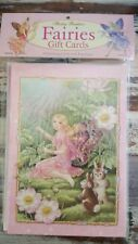 Shirley Barber's Fairies Gift Cards 10 Greeting Cards with envelopes