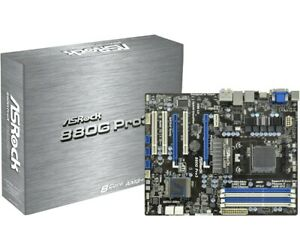 ASROCK 880g pro3 AMD 880g Scheda madre ATX Socket am3 am3+