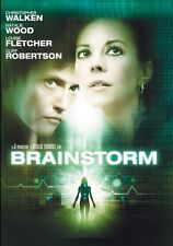 BRAINSTORM (Christopher Walken) - DVD - Region Free - Sealed