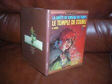 LA QUETE DE L'OISEAU DU TEMPS N°2 LE TEMPLE DE L'OUBLI - EDITION ORIGINALE 1984
