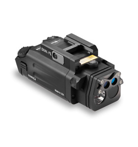 Steiner Optics DBAL-RL Dual Beam Aiming Laser Rifle Light w/IR Illuminator 9027