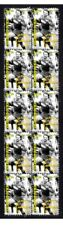 GROTHE PARRAMATTA EELS RUGBY CENTENARY STRIP OF VIGNETTE STAMPS