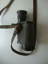 Carl Zeiss Jena Monocular 1909 -One side of binocs cut down.