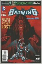 Batwing : DC Comic book #13 : The New 52 Collection