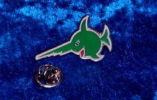 U 96 U-Boot, UBOOT, Uboat, Submarine, pesce sega, pesce spada spilla pin verde