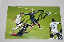 Autographe Antoine Griezmann sur photo 10*15 cm (signé à la main)