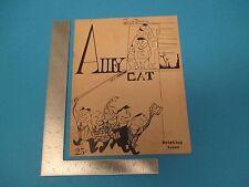 Alley Cat Magazine 1951, The Chaperon Problem, Strychnine, Freshmen Week, M323