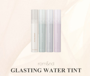 [Rom&nd] Glasting Water Tint_ Hanbok Project special_multiple colors