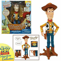 Toy Story Signature Collection  Woody The Sheriff Talking Speaking Figures Doll