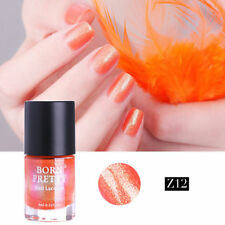 9ml Transparent Shell Glitter Nail Polish Mermaid Nail Art Varnish BORN PRETTY