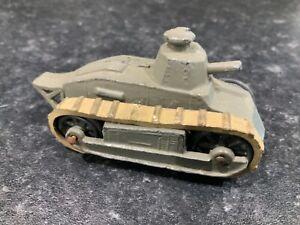Johillco John Hill & Co Vintage Renault Tank