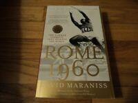 Rome 1960 SC Summer Olympics Cassius Clay Rafer Johnson Wilma Rudolph Bikila