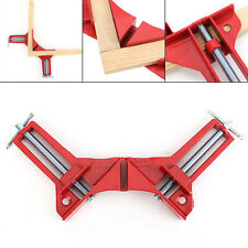 90 Degrees Right Angle Clamp Aluminum 100mm Mitre Corner Picture Holder