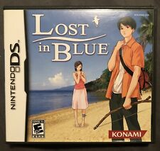 LOST IN BLUE NINTENDO DS COMPLETE