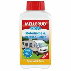 Mellerud Motorhome & Caravan Polish Specialist Cleaning Detergent Liquid 500ml