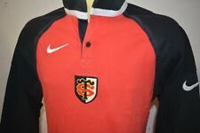 Maillot Rugby vintage Toulouse Stade toulousain coton taille S Nike !!!!!!!!!!!!