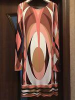 Authentic Emilio Pucci Dress Size 40