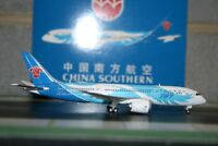JC Wings 1:400 China Southern Boeing 787-8 B-2787 (XX4384) Model Plane
