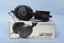 Pioneer SE-550 Headphones - Stereo - Working