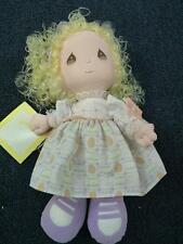 """Applause Precious Moments Doll Jenny 11"""" (pt969)"""