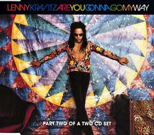LENNY KRAVITZ ARE YOU GONNA GO MY WAY CD2 4 TRACK CD SINGLE