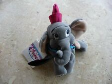 "NEW! ""DUMBO 8"", Disney Mini Bean Bag Plush, NWT"