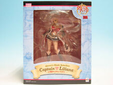 Excellent Model CORE Queen's Blade Rebellion Captain Liliana PVC Figure Mega...