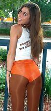 Dance (Professional Quality) Sheer-To-Waist Shimmer Gloss Pantyhose 40 denier XL
