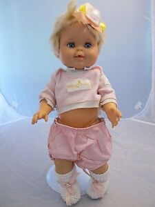 Vintage 1989 IDEAL Betsy Wetsy Doll