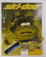 2000 Ski-Doo Touring 500 LC Factory Parts Catalog Book Manual OEM 484 400 057