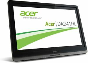 "24"" TOUCH SCREEN Full HD luminosissimo Acer DA241HL"