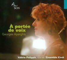 Portee De Voix: Vocal Works, New Music