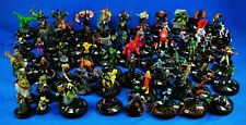 LOT of 10 Bulk Marvel Hero Wizkids Neca Heroclix Miniatures Game Figure K521x10